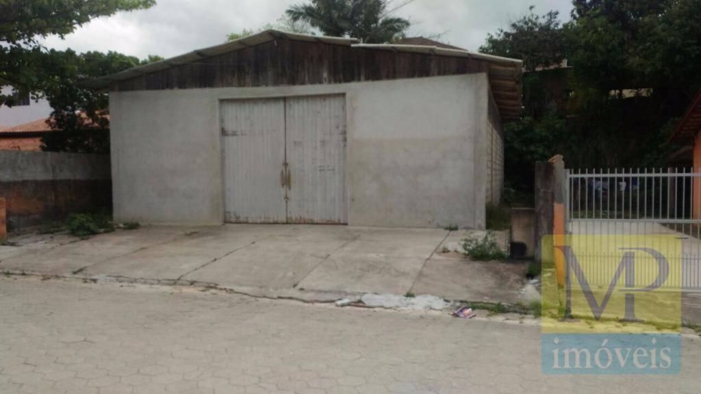 Barracão comercial à venda, Praia Alegre, Penha.