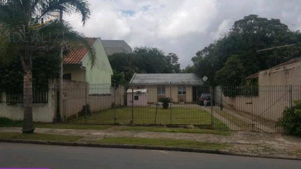 Terreno residencial à venda, Bom Jesus, São José dos Pinhais