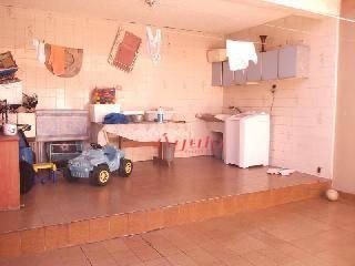 Casa residencial à venda, Parque Novo Oratório, Santo André - CA0290.