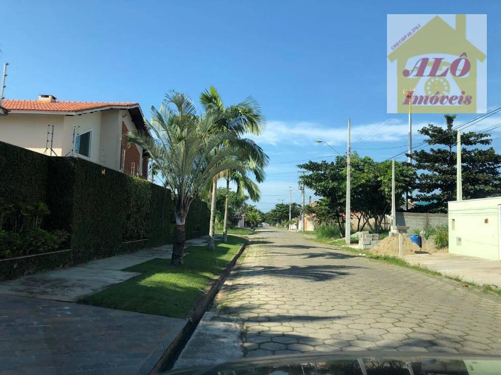 Casa com 3 dormitórios à venda, 139 m² por R$ 450.000,00 - Jardim Casablanca - Peruíbe/SP