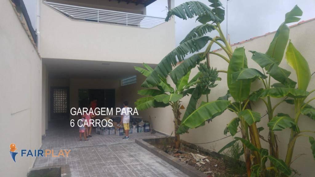 Casa Venda Santo André Vila Luzita 5 Dorm 4 Suites 5 Vagas 306M