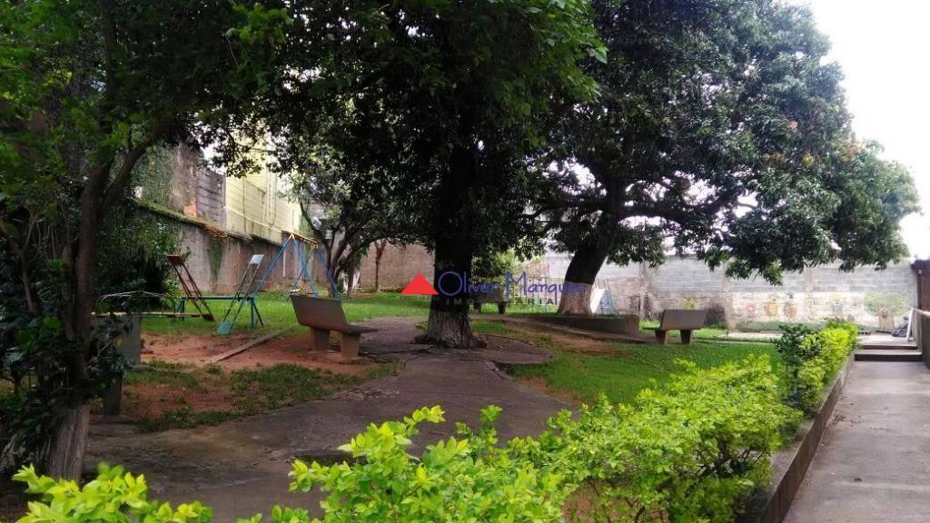 Apartamento com 2 dormitórios à venda, 66 m² por R$ 290.000 - Vila Quitaúna - Osasco/SP