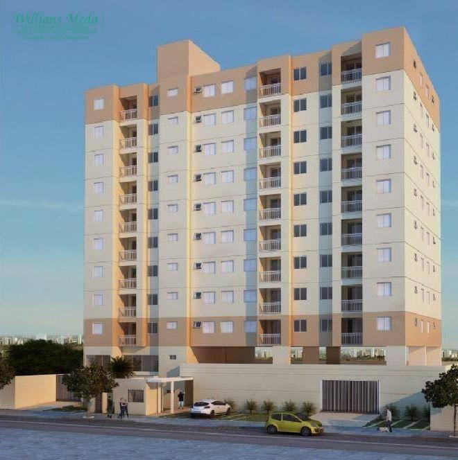 Apartamento residencial para locação, Cidade Jardim Cumbica,