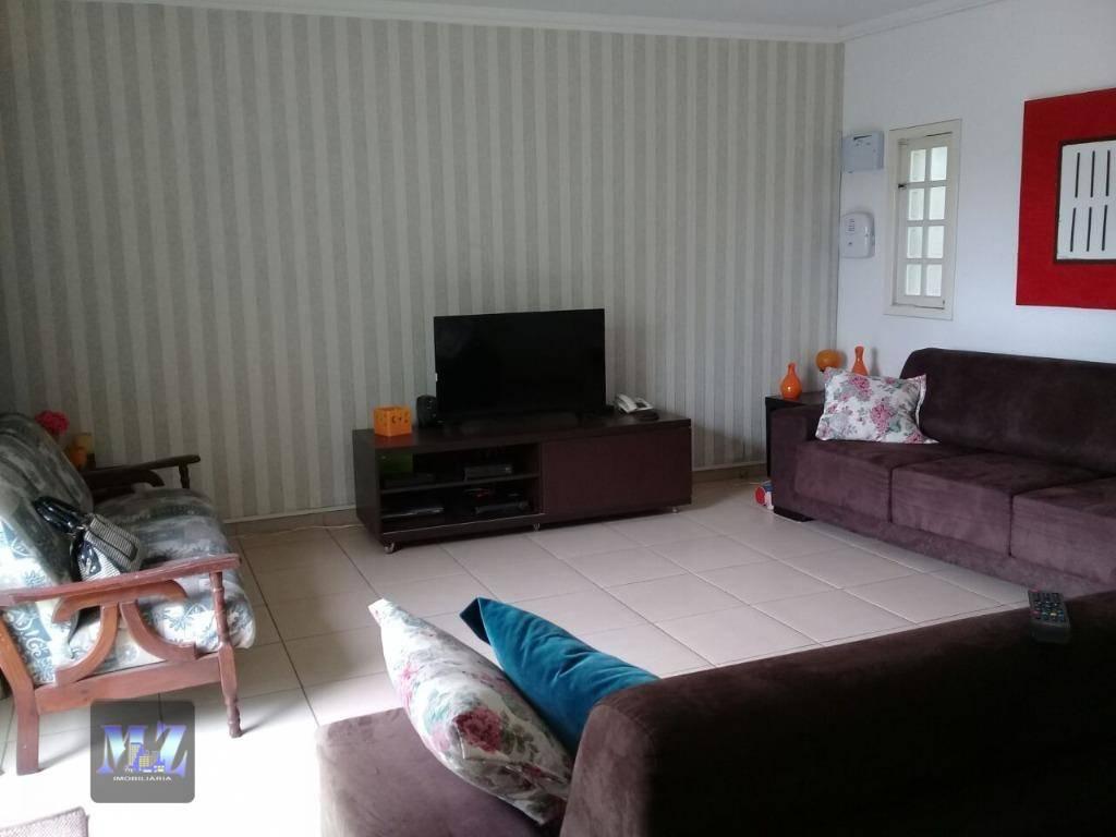 Sobrado residencial à venda, Parque Continental II, Guarulho