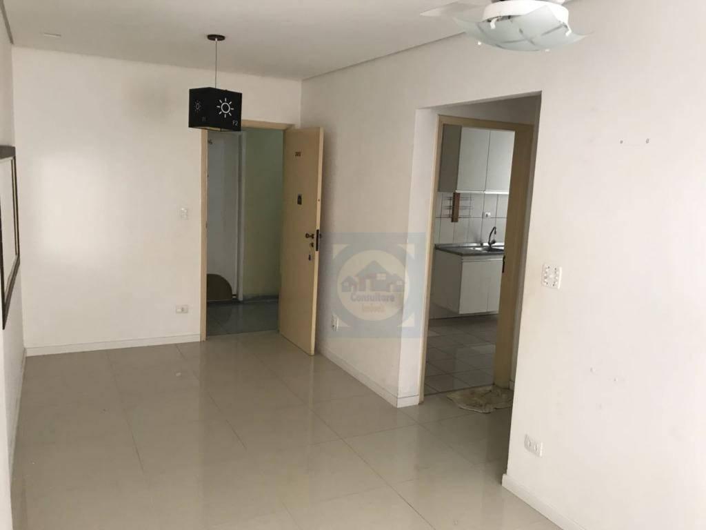 Apartamento residencial para venda e locação, Itararé, São Vicente.