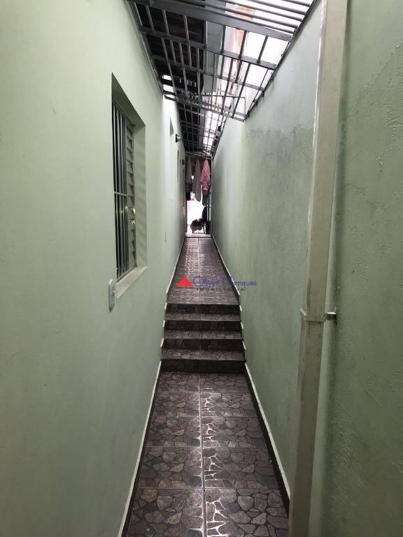 Casa com 3 dormitórios à venda, 200 m² por R$ 420.000 - Jardim D Abril - Osasco/SP