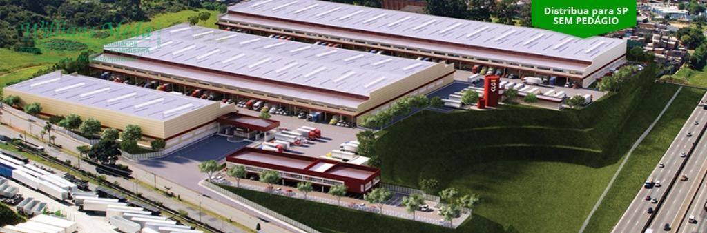 Galpão comercial para locação, Jardim Presidente Dutra, Guarulhos - GA0139.