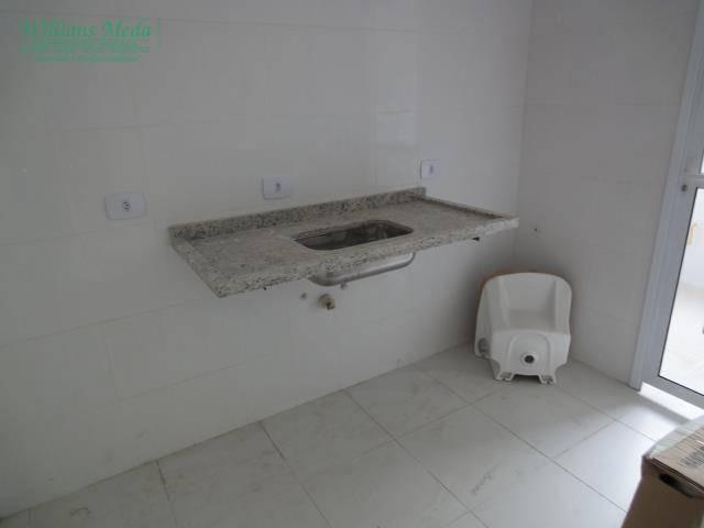 Apartamento com 2 dormitórios à venda, 48 m² por R$ 230.000,00 - Picanco - Guarulhos/SP