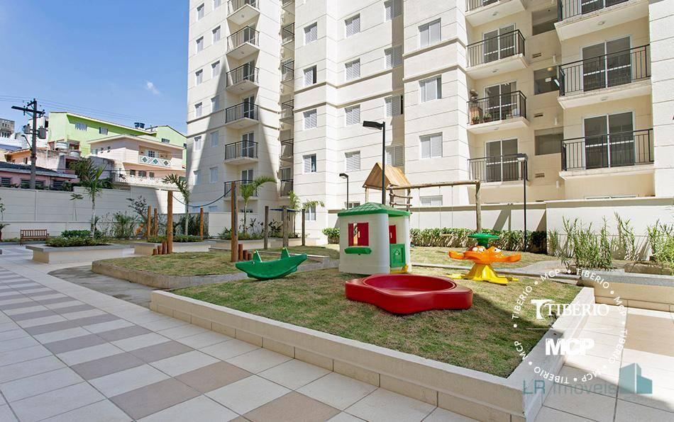 Apartamento à venda, 63 m² por R$ 357.000,00 - Canhema - Diadema/SP