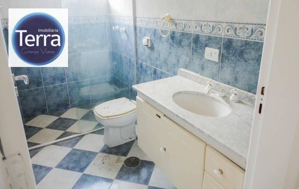 Casa com 4 dormitórios à venda por R$ 1.100.000 - Firenze - Granja Viana.