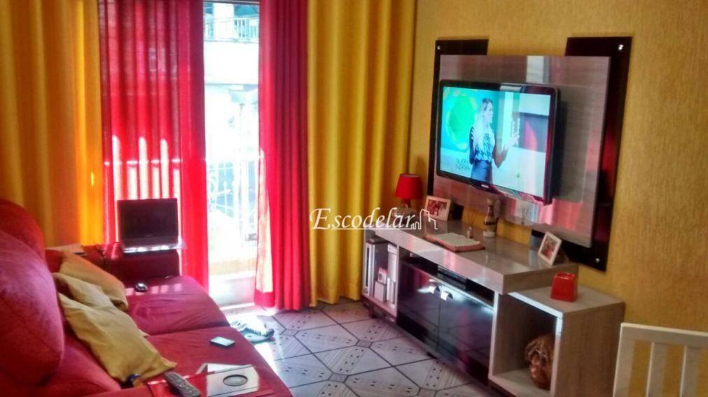 Apartamento residencial à venda, Vila Silveira, Guarulhos -