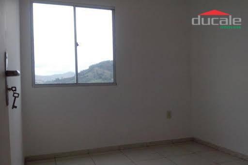 Apartamento residencial à venda, Vila Capixaba, Cariacica.