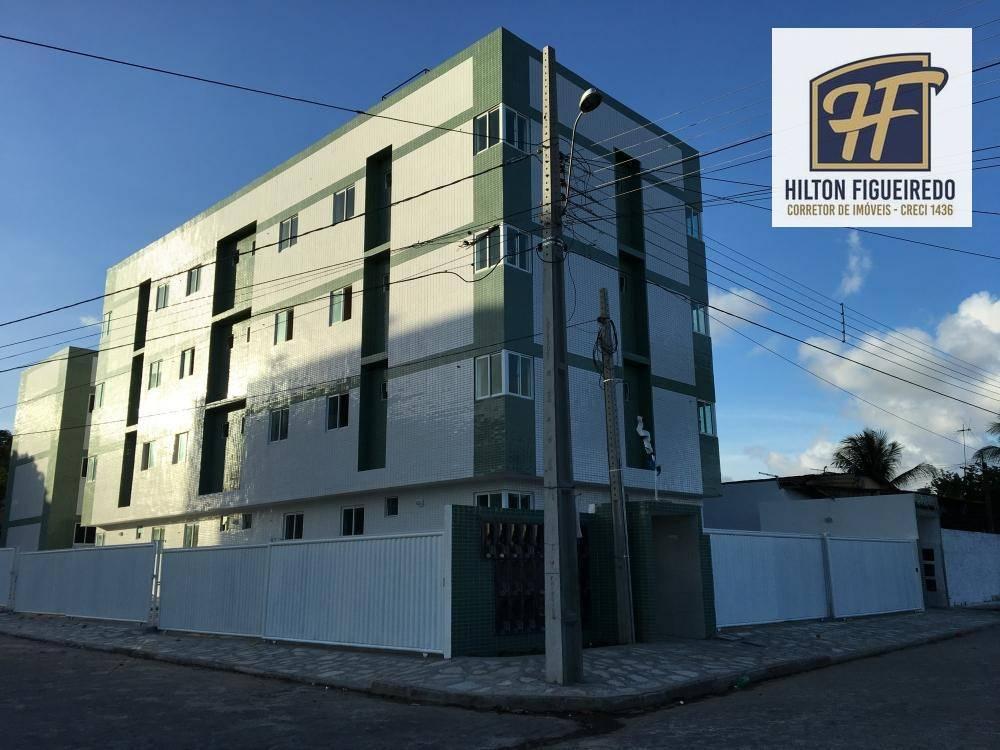 Apartamento à venda, 56 m² por R$ 158.275 - Jardim São Paulo - João Pessoa/PB