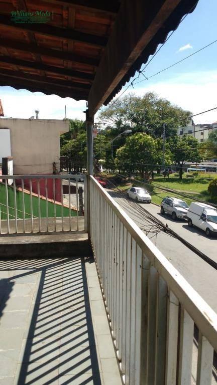 Sobrado com 2 dormitórios à venda, 205 m² por R$ 450.000 - Jardim City - Guarulhos/SP