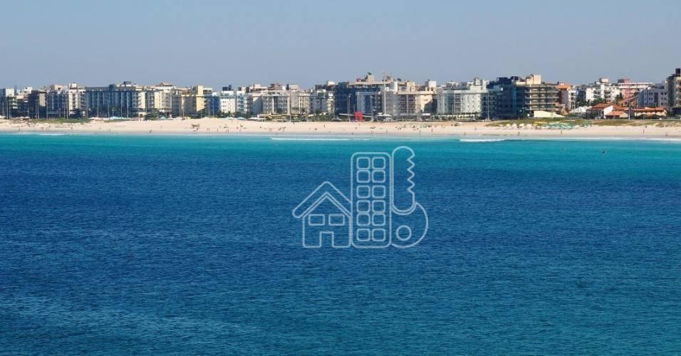 Apartamento residencial à venda, Algodoal, Cabo Frio - AP0992.