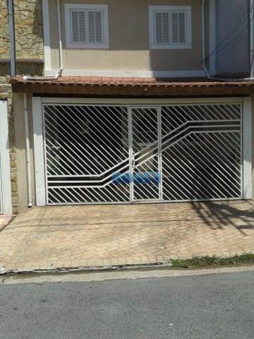 Sobrado residencial para venda e locação, Belenzinho, São Paulo - SO0915.