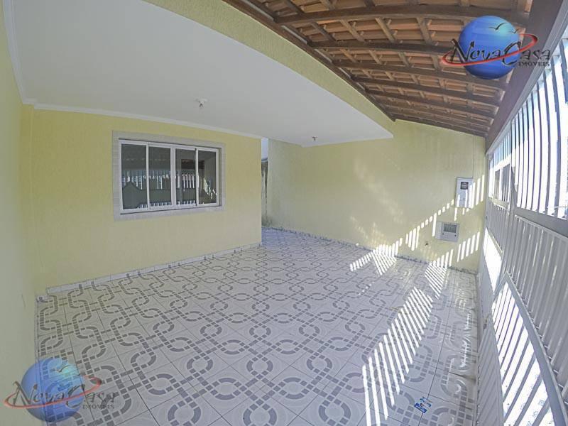 Sobrado 2 dormitórios  02 Suites com Sacada - Vila Tupi - Praia Grande/SP