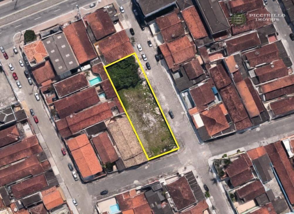Terreno  à venda, Vila Tupi, Praia Grande.