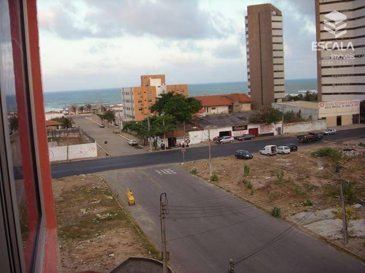 Apartamento com 2 quartos à venda, 60 m² por R$ 250.000 - Praia do Futuro - Fortaleza/CE