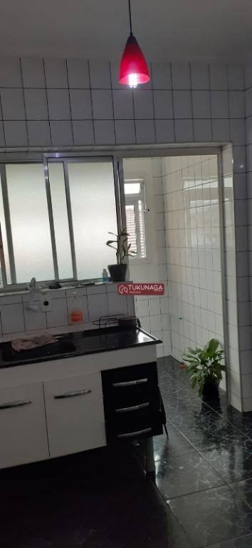 Apartamento com 2 dormitórios para alugar, 74 m² por R$ 950/mês - Vila Galvão - Guarulhos/SP
