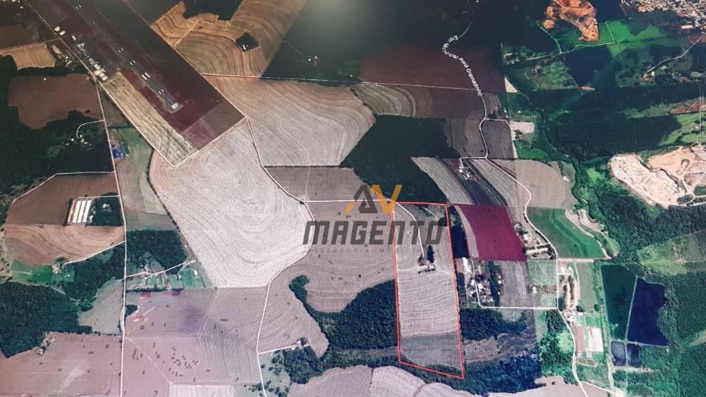 Sítio à venda, 266200 m² por R$ 4.000.000 - Santos Dumont - Cascavel/PR