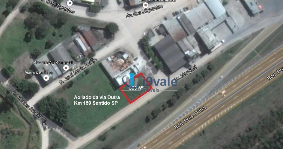 Terreno à venda em Parque Meia Lua, Jacareí - SP