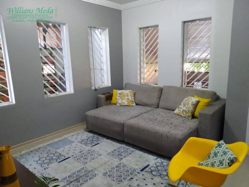 Casa com 2 dormitórios à venda, 141 m² por R$ 475.000 - Jardim Santa Clara - Guarulhos/SP