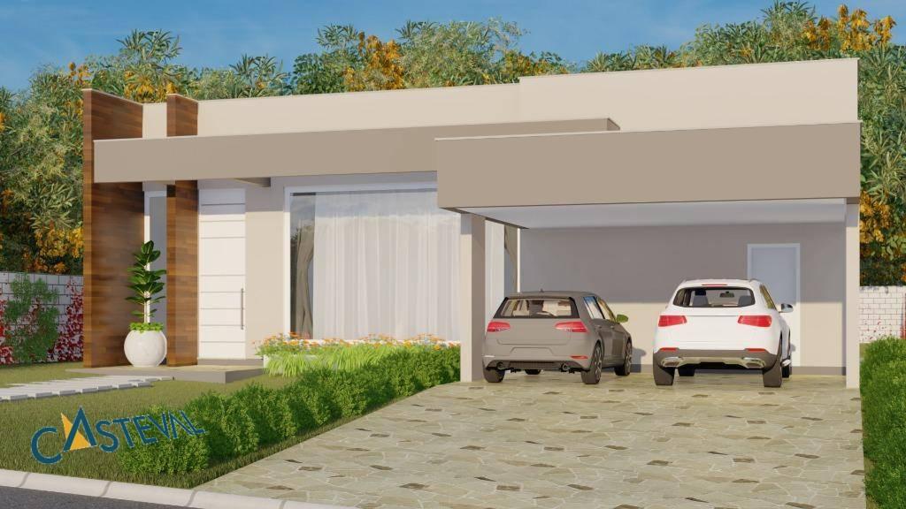 CA0003-CST, Casa de 3 quartos, 250 m² à venda no Santa Felicidade - Curitiba/PR