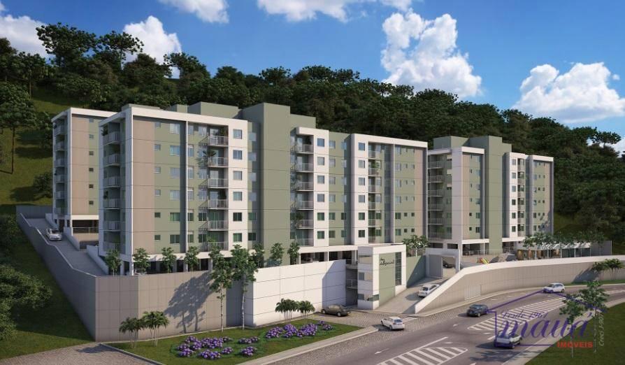 Apartamento em Nogueira  -  Petrópolis - RJ