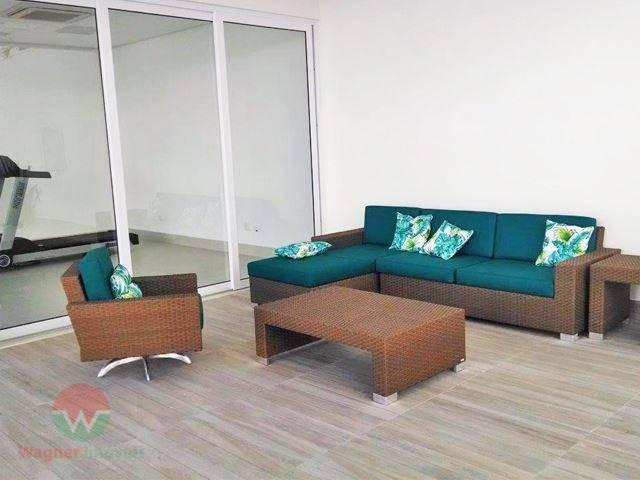 sobrado à venda no jardim acapulco em guarujá, sala 3 ambientes com lavabo, 8 suítes com...