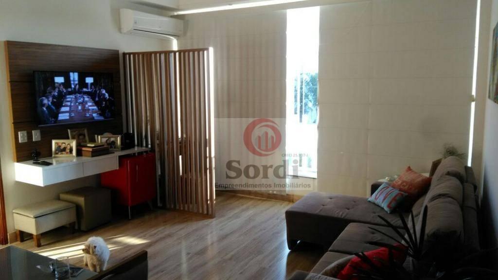Apartamento com 2 dormitórios à venda, 68 m² por R$ 245.000 - Residencial Flórida - Ribeirão Preto/SP
