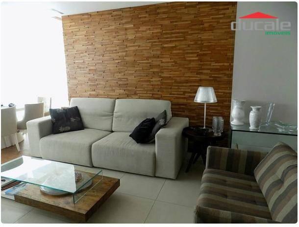 Apartamento residencial à venda, Barro Vermelho, Vitória.