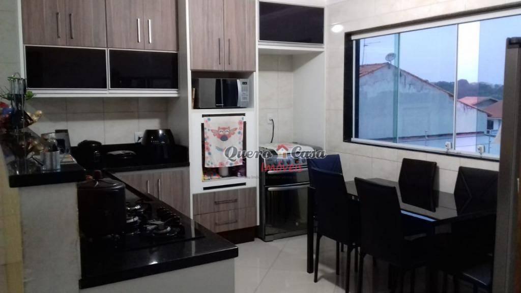 Sobrado residencial à venda, Parque Continental, Guarulhos.