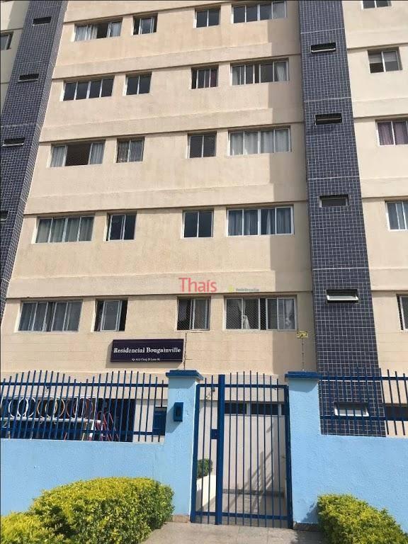 qs 612 - bougainville - samambaia norteapartamento de 02 quartos com 01 banheiro, cozinha com armários...