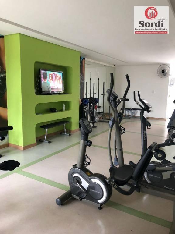 Apartamento à venda, 76 m² por R$ 320.000,00 - Sumarezinho - Ribeirão Preto/SP