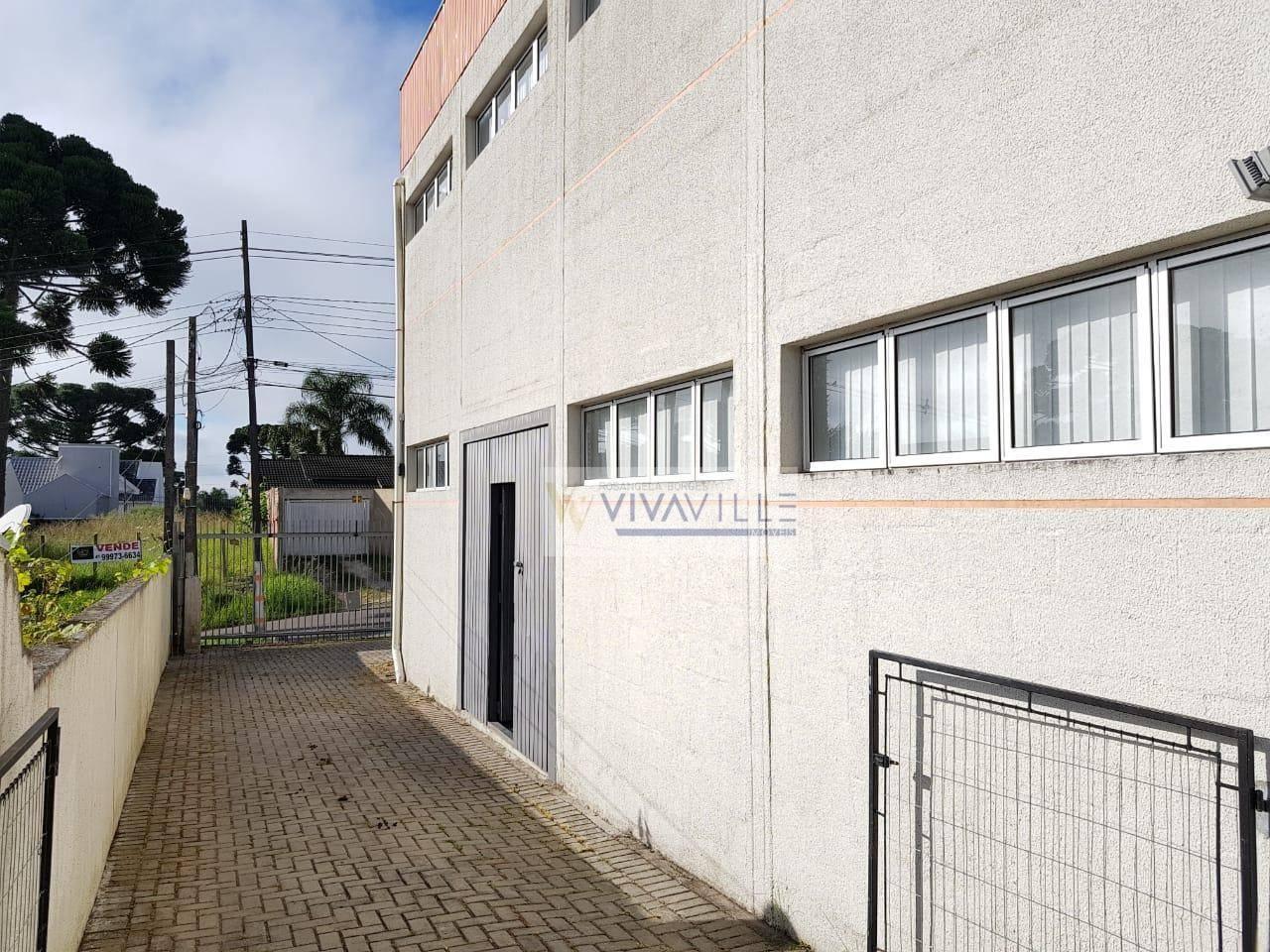 Barracão à venda por R$ 790.000 - Santa Cândida - Curitiba/PR
