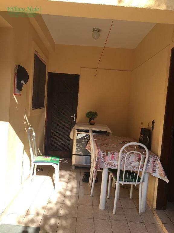 Casa 2 dormitórios 2 vagas à venda, Vila Silveira, Guarulhos.
