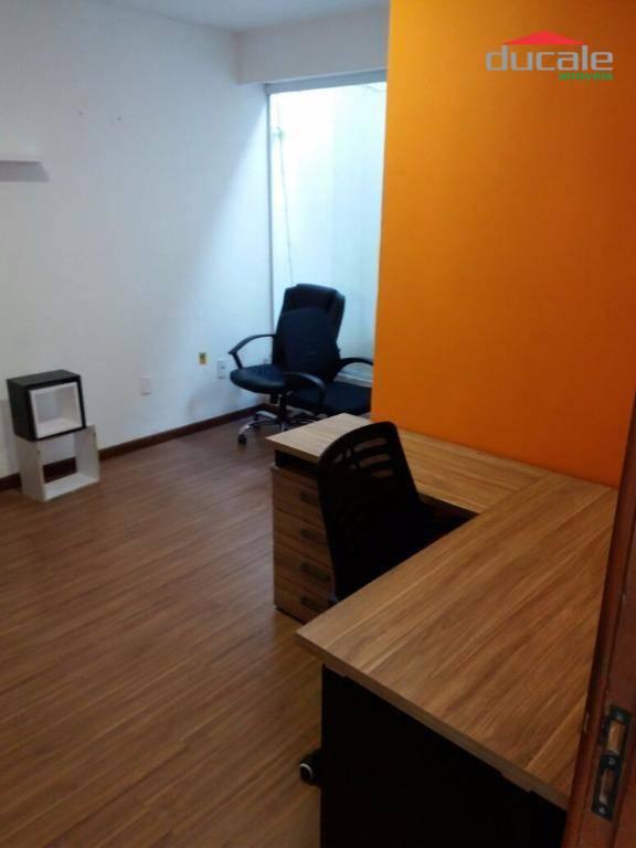 Sala mobiliada em Jardim Camburi - Ducale Office