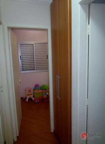 Apartamento de 2 dormitórios à venda em Jardim Sarah, São Paulo - SP