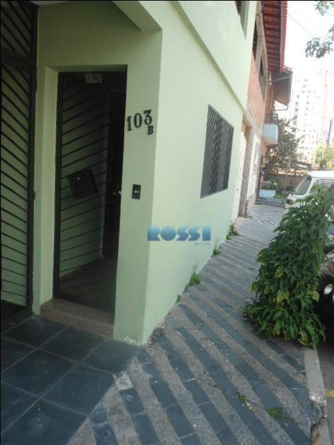 Casa residencial para locação, Moóca, São Paulo.