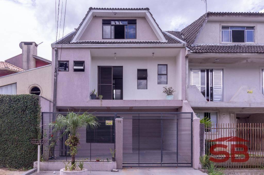 Sobrado com 3 dormitórios à venda, 270 m² por R$ 470.000 - Loteamento Marinoni - Almirante Tamandaré/PR