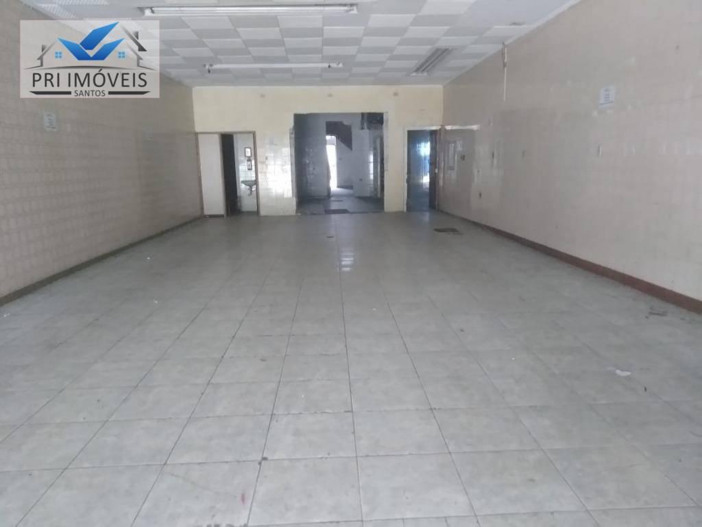 Loja à venda, 560 m² por R$  - Centro - Santos/SP