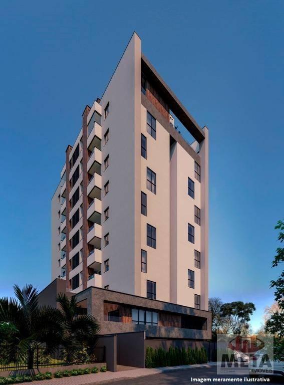 Cobertura com 3 Dormitórios à venda, 146 m² por R$ 729.276,91