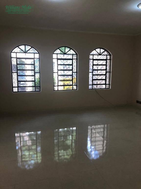 Casa com 3 dormitórios à venda, 169 m² por R$ 650.000,00 - Vila Tijuco - Guarulhos/SP