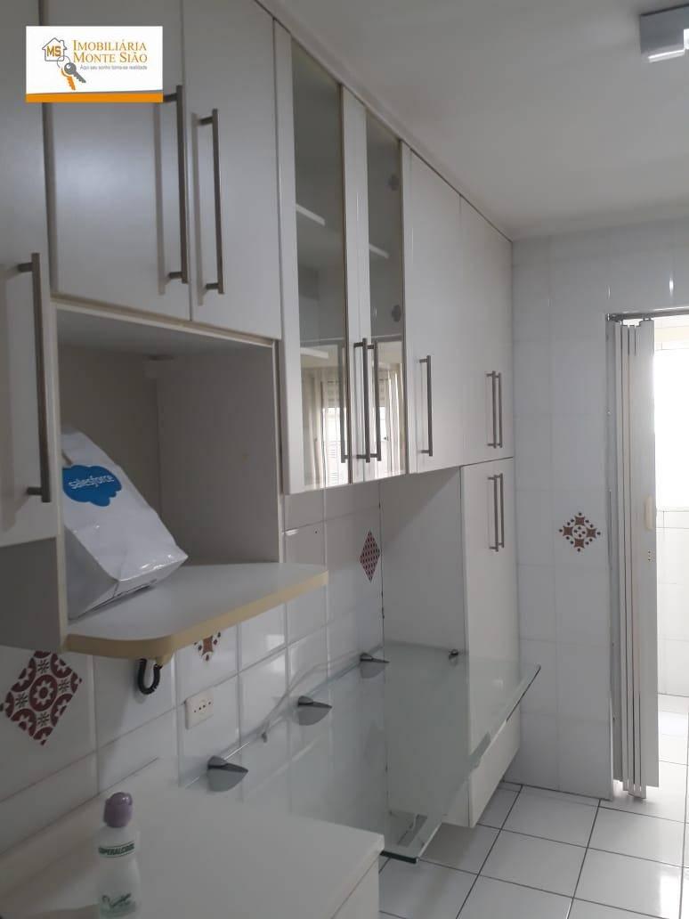 Lindo Apartamento Mobiliado com 2 dormitórios, 67 m² - Jardim Tranqüilidade - Guarulhos/SP