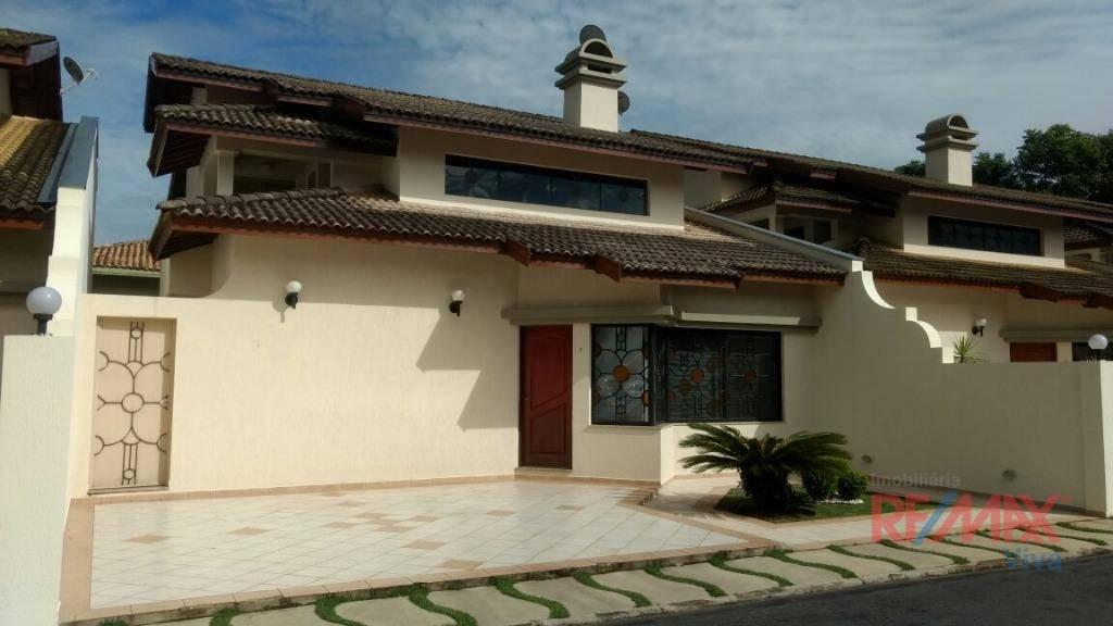 Casa com 3 dormitórios à venda, 190 m² por R$ 780.000 - Jardim Siriema - Atibaia/SP