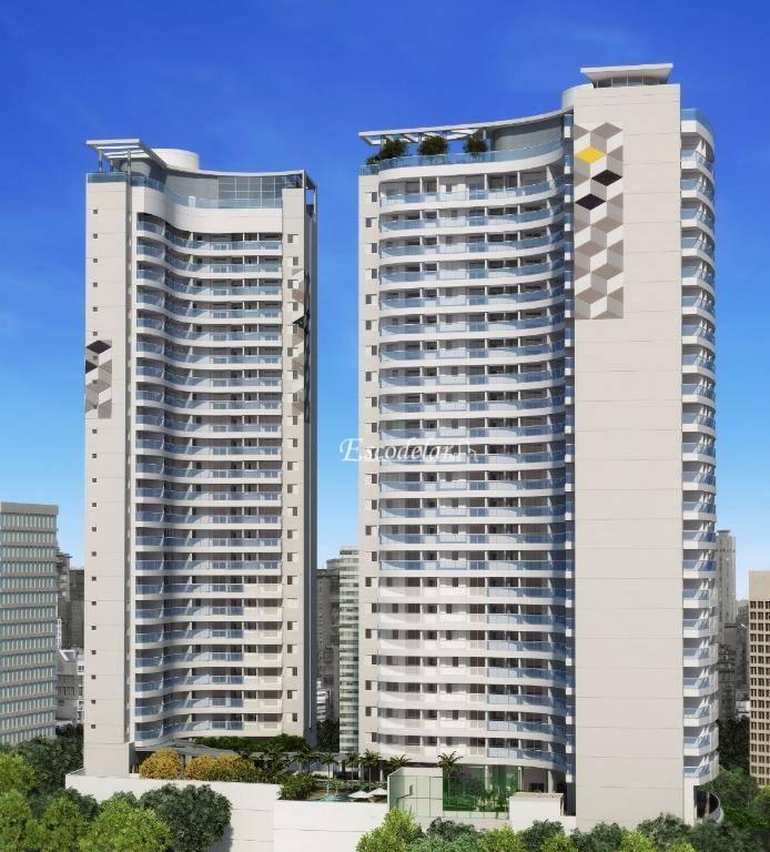 Apartamento de 1 dormitório em Centro, São Paulo - SP