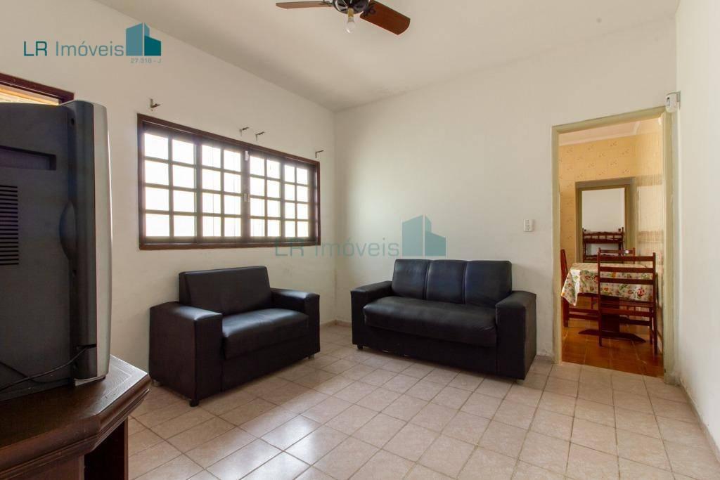 Casa com 2 dormitórios para alugar, 180 m² por R$ 300/dia - Mirim - Praia Grande/SP