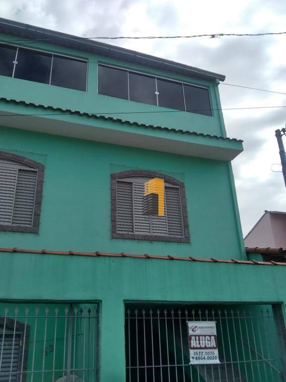 Casa com 4 dormitórios para alugar, 80 m² por R$ 1.000/mês - Boa Vista - Itajubá/MG