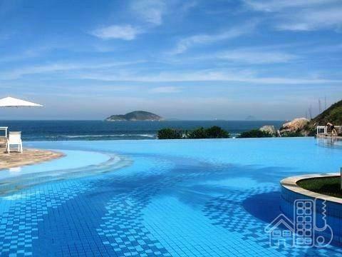 Cobertura com 2 dormitórios à venda, 125 m² por R$ 850.000 - Camboinhas - Niterói/RJ